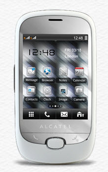 Alcatel OT-905 Chrome Telcel