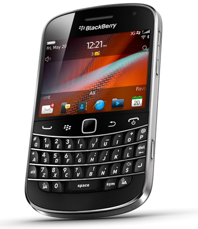 Blackberry Bold 9900 Comcel