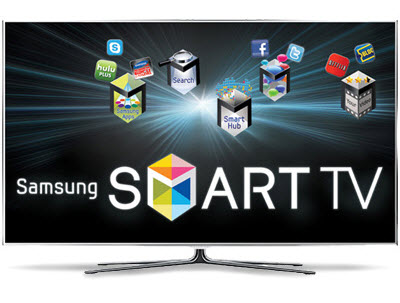 Samsung Smart TV 8000