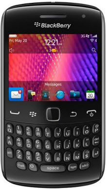 Blackberry curve 9360 Telcel