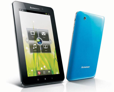Ideapad tablet A1-07 azul