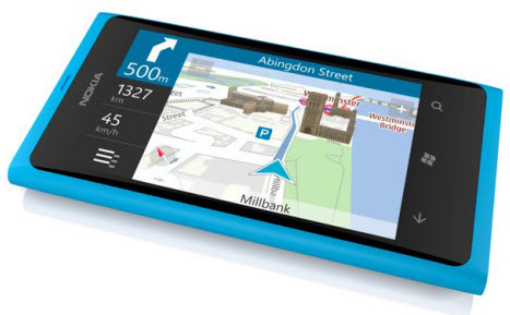 Nokia Lumia N800 Movistar