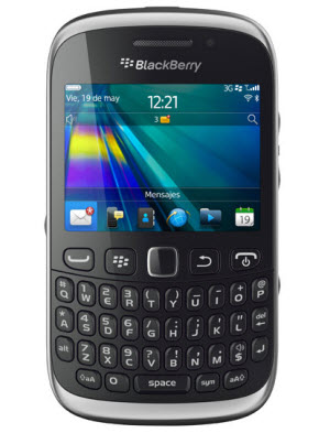 Blackberry curve 9320 Telcel