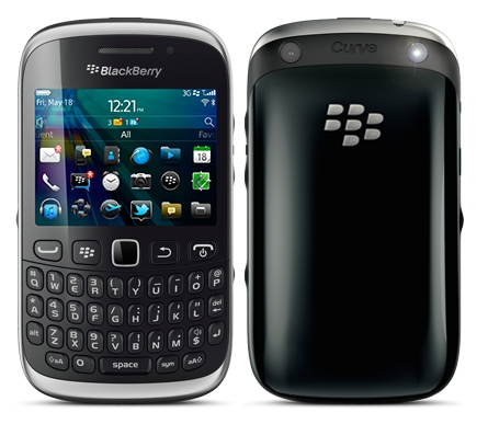 Blackberry curve 9320 Comcel