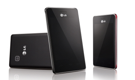 LG T385 Wi-fi IUSACELL