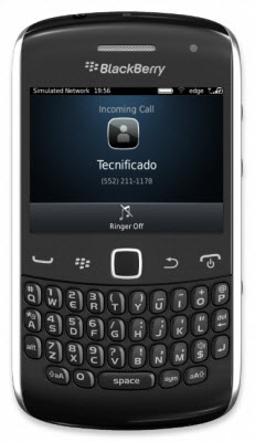 SImulador Blackberry 9320