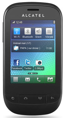 Alcatel one touch 720 Entel
