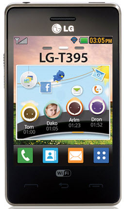 LG Cookie L T-395