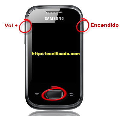 Hard reset Samsung Galaxy Poclet GT-S5300