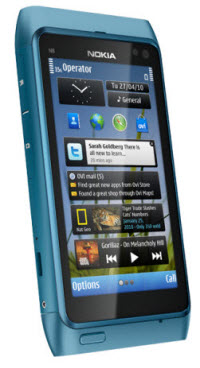 Nokia N8 Belle refresh