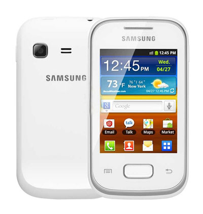 Samsung galaxy Pocket color blanco