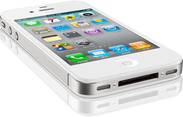 iPhone4S 64GB Blanco disponible en Telcel