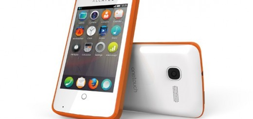 Flasheo del Alcatel one touch fire
