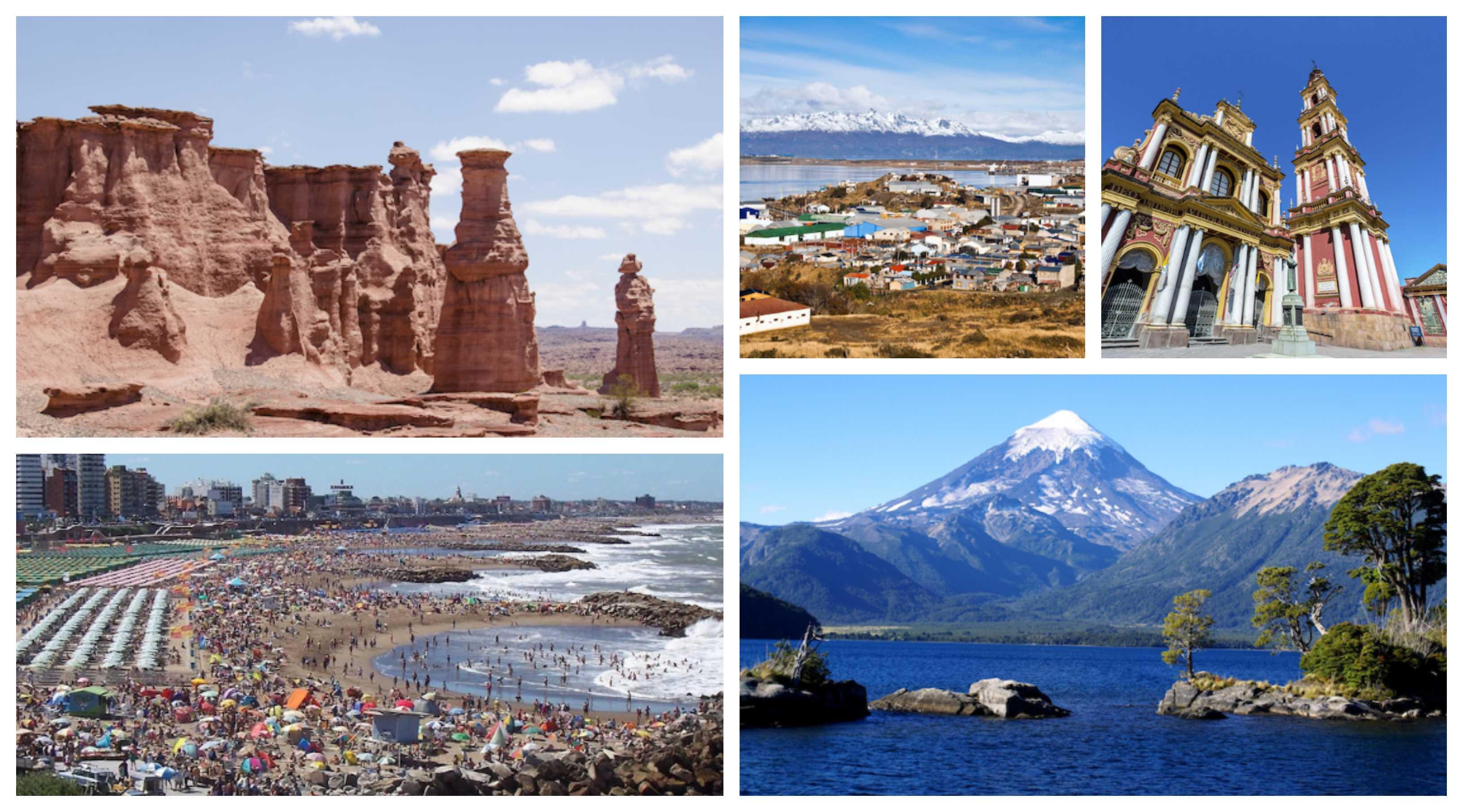 Image result for Argentina - Most Popular Tourist Destinations