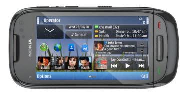 Nokia C7 Telcel