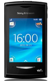 Sony ericsson yizo W150
