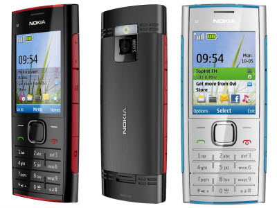 Nokia X2 colores