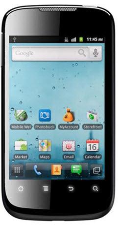 Huawei M865 Cricket