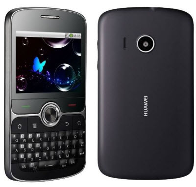 Huawei boulder U8350 Telcel color negro