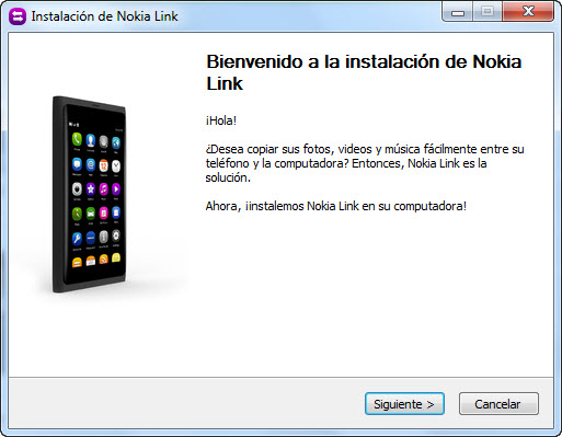 Nokia Link en español