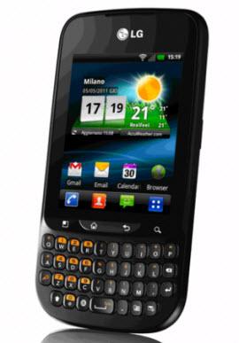LG Optimus Pro C660 Telcel