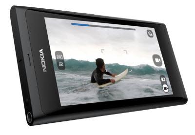 Nokia N9-00 Telcel