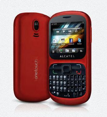 Alcatel OT-803 Telcel