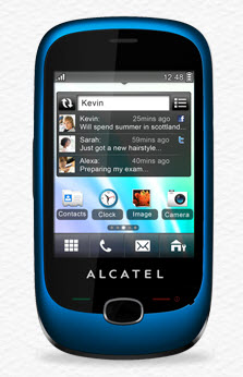 Alcatel OT-905 Telcel