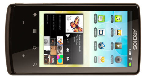 Archos A32 internet tablet