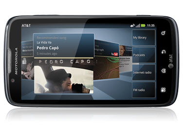 Motorola Atrix 2 Telcel