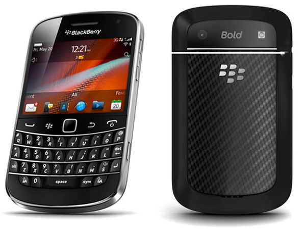 Blackberry bold 990 Comcel