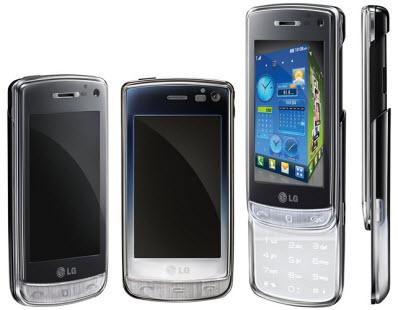 LG Crystal Telcel