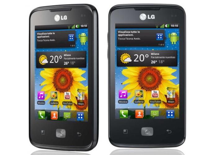 LG E510 Telcel