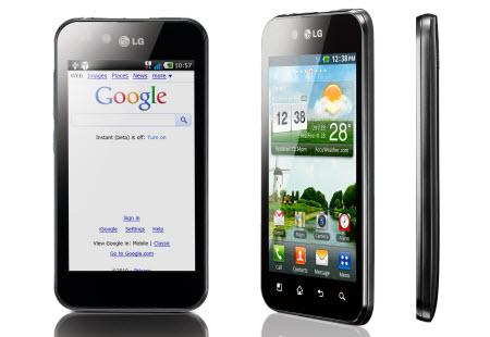 LG Optimus Black Telcel