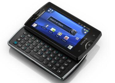 Xperia mini Pro  Black Telcel