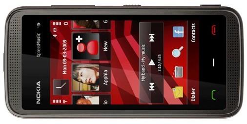 Nokia 5530 v40.0.3