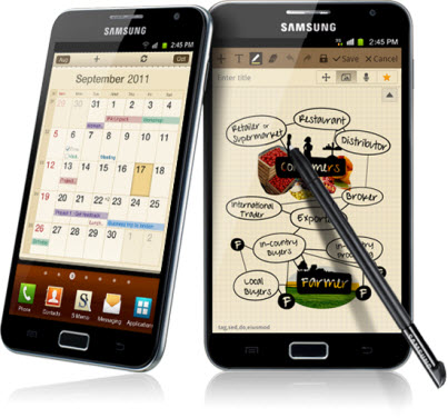 Samsung Galaxy Note Telcel