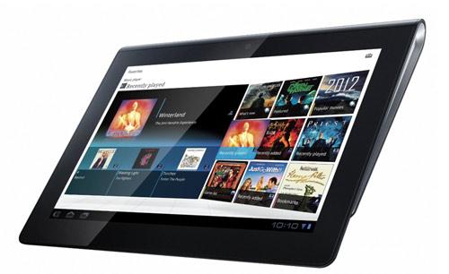 Sony Tablet S México preventa