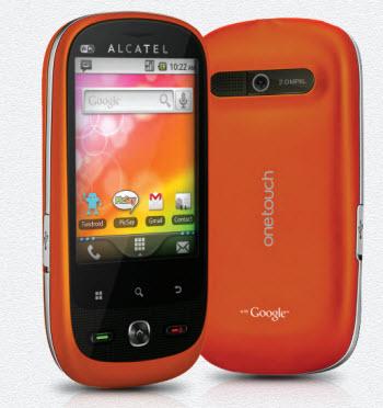 Alcatel OT-890A Telcel
