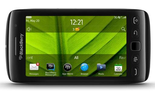 Blackberry torch 9860 Telcel