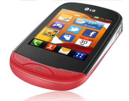 LG Cookie Ego T505 Unefon