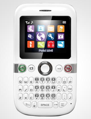 Lanix LX5 blanco Telcel
