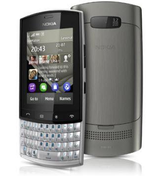 Nokia 303 grafito Entel