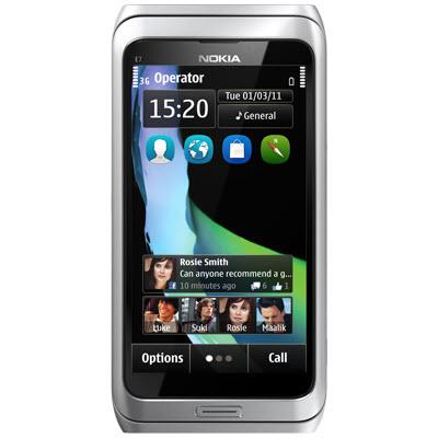 Nokia E7 iusacell
