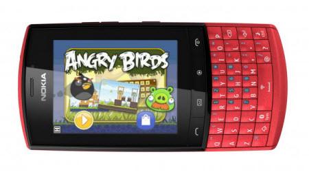 Nokia N303 Telcel rojo