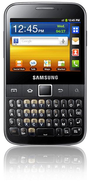 Samsung B5510 Galaxy Y Movistar México