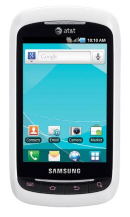 Samsung DoubleTime SGH-I857