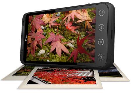 HTC inspire 3D Telcel