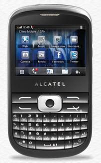 Alcatel OT-819 Soul unefon