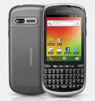 Alcatel OT-909A Comcel